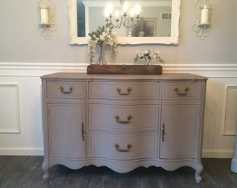SOLD    Antique Buffet