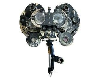 Vintage Optical Phoropter Genothalmic Refractor