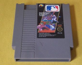 NES MLB 1987 (Major League Baseball)