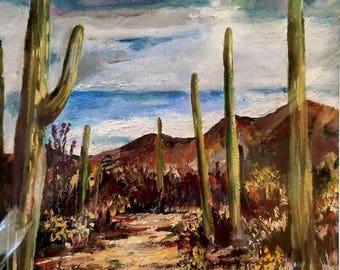 Sentinels of the Desert