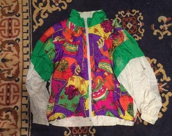 Vintage 80s/90s track suit