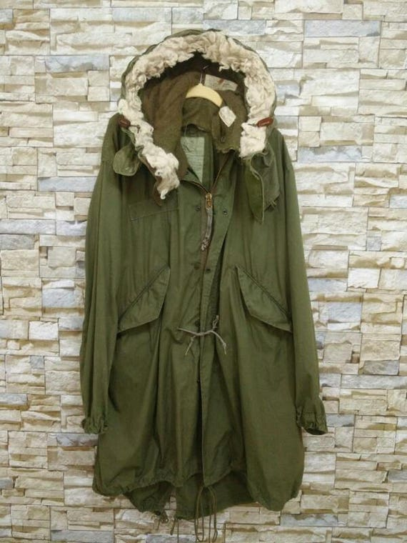 Vintage Fishtail Parka | Covu Clothing