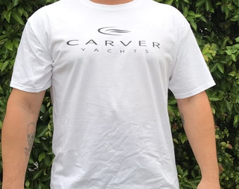 Carver yachts logo shirt