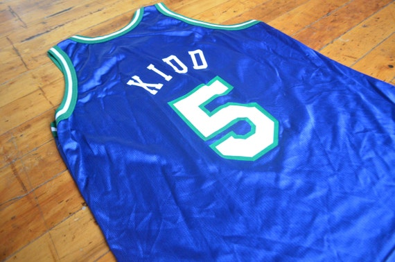 cheap RARE Vintage 90s Champion Dallas Mavericks Jason by ThriftsNKicks f86c8c0dc