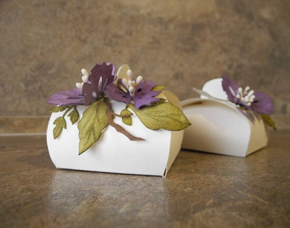 Baptism Gift Boxes Wedding Personalized First Communion