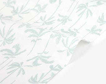 DailyLike Fabric (Cotton) - In the tropics : palm tree