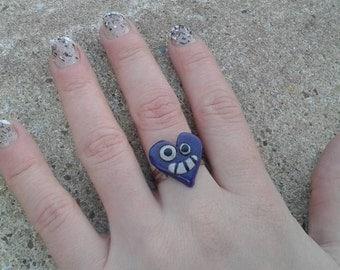 "Sims 4 ""Woohoo"" purple heart ring"