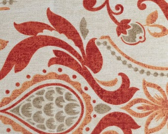 Piamba Coral (Outdoor Fabric By The Yard)