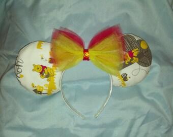 Winnie the Pooh Mickey Ears