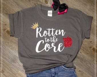"Youth T-Shirt ""Rotten To The Core"""