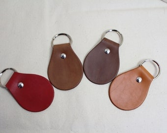 Leather Key Fob / Key Chain