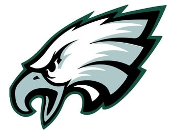 Philadelphia Eagles digital logo SVG EPS DXF PnG