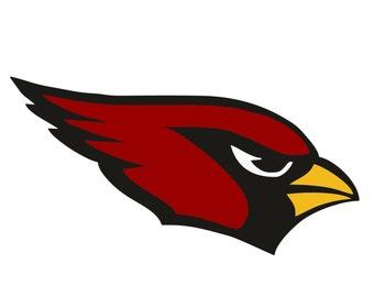 Arizona Cardinals SVG, digital logo, EPS, DXf, PNG, JpG