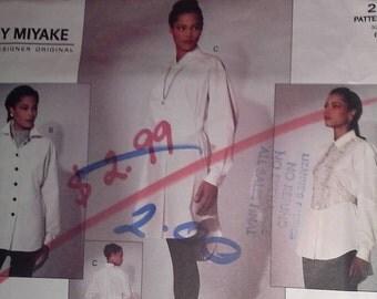 Issey Miyake pattern 2935 Loose fitting top/tunic