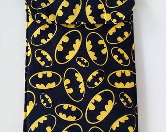 Batman IPad Air Case / Batman / Batman IPad Sleeve / Ipad Accessories / Electronic Accessories