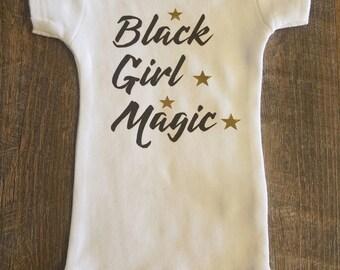 Black Girl Magic Bodysuit