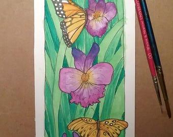 Floral Fantasia Watercolor