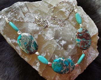 Blue Mountains Necklace
