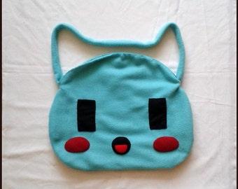 Dango large bag handbag purse shoulder bag shoulder bag Dangotasche Fleecetasche