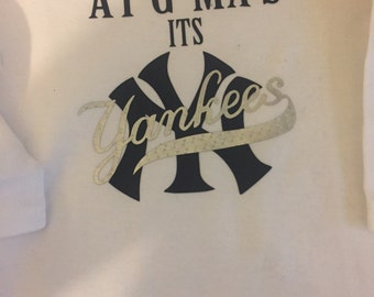 Yankee Baby Onesie or Outfit
