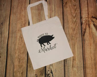 Grocery Bag, Shopping Bag, Market Bag, Totes