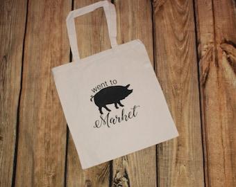 Grocery Bag, Shopping Bag, Market Bag, Totes
