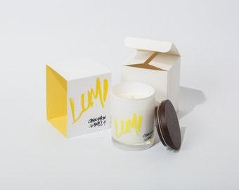 Lumi Tumbler - Cinnamon and Vanilla