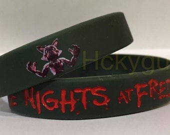 FNAF Five Nights at Freddy's Funtime Foxy bracelet