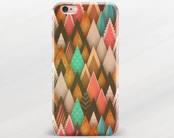 iPhone 6 Case Pattern iPhone 6s Case Colorful Case for Samsung Galaxy S5 iPhone 5s Case iPhone SE Case iPhone 7 Plus Cover Hills Stylish