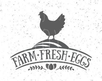 Farm fresh eggs svg Farm svg Farm fresh eggs svg file Farm SVG file Farmer Svg Chicken svg Chicken svg file Family Farm SVG Farmer svg farm