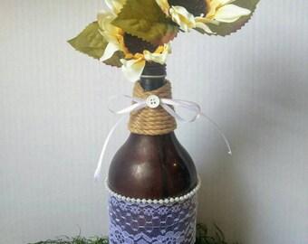 Sunflower Spring Bottle