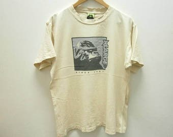 Rare! Vintage 90s XLARGE CLOTHING ape logo t shirt size M