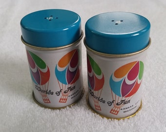Worlds Fair Shakers Etsy