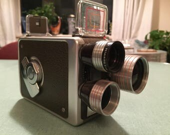 Vintage Kodak Brownie 8mm Camera