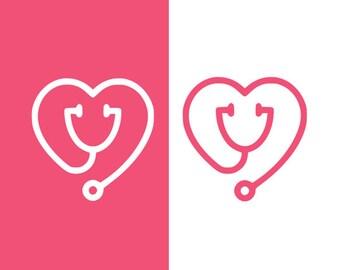 Stethoscope svg, nurse svg, doctor svg, svg, dxf, cricut, silhouette cutting file, instant download
