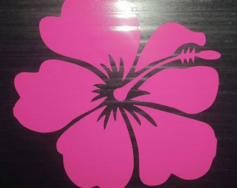 "5"" Flower decal"