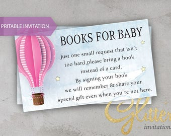 Hot air balloon Matching Books For Baby/ girl digital books for baby