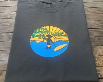 Beach Boys T Shirt Inspired by the classic song Good Vibrations