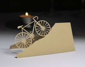 BeSpoke! Bike Name Place Cards (Pack 10)