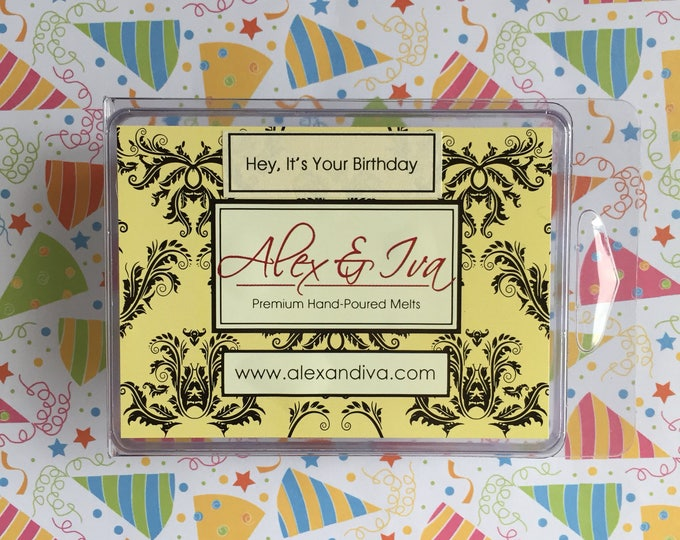 Hey, it's your birthday - 4 oz. melts