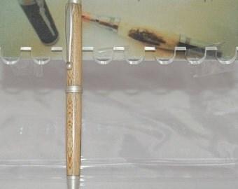 Maple, Satin Twist pen.