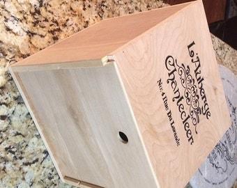 Signature Bakery Boxes - Vintage Cake Box