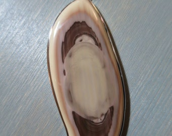 Royal Imperial Jasper pendant in Sterling Silver