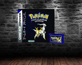 Pokemon Light Platinum - Explore the new Zhery region in this Excellent Entry - GBA- Pokemon Ruby Hack