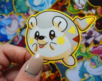 Togedemaru Sticker