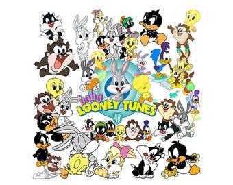 Baby Looney Tunes Clipart