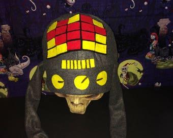 Mettaton Inspired Hat Undertale Sans Costume
