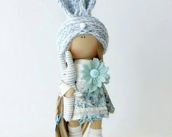 Tilda doll Carolina is ready to ship