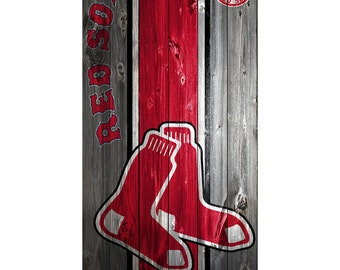 Red Sox Board Game Etsy - Custom vinyl decals boston