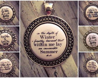 Winter Necklace, Winter Jewelry, Jewelry, Made in Michigan,  Snow, Jewelry Winter, Snowflake, Snow, Winter Quotes, Wordsmith